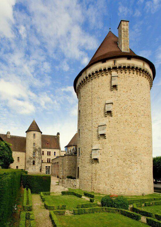 Bourganeuf, une escapade en Creuse à 30 min de Saint Léonard de Noblat
