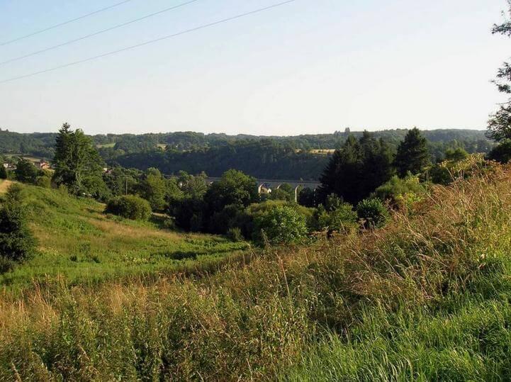 Circuit de Noblat, randonnée familiale à Saint Léonard de Noblat