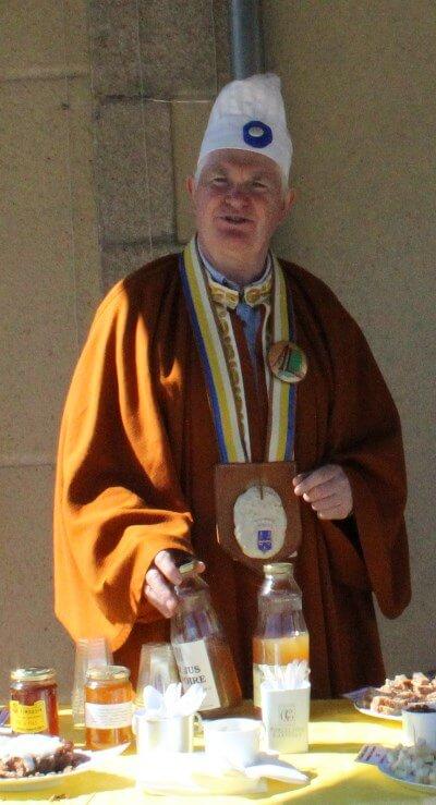 Confrérie du massepain à Saint Léonard de Noblat