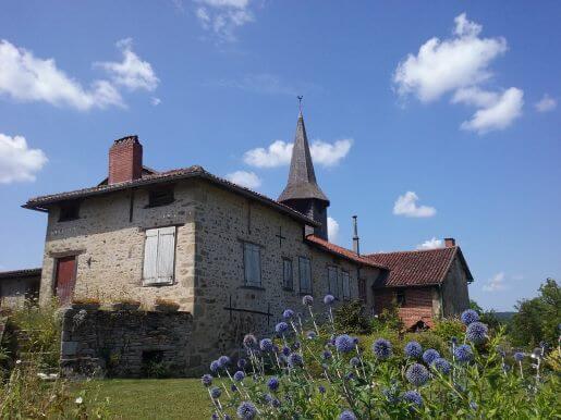 Eybouleuf, communauté de communes de Noblat