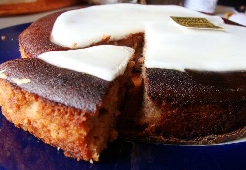 Gâteau à la châtaigne de Saint Léonard de Noblat
