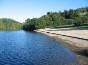 Plan d'eau de Saint Julien le Petit, en pleine nature entre Saint Léonard de Noblat et Vassivière - Pays des Monts et Barrages en Limousin