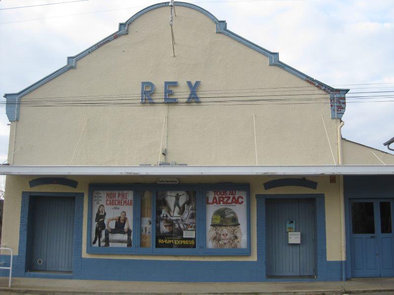 Cinéma LE REX à Saint Léonard de Noblat