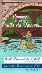 Fête des Pommes et autres Fruits de Terroir