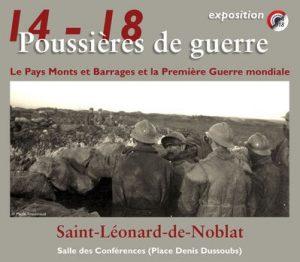 Exposition Poussières de Guerre
