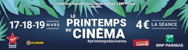 Le Printemps du Cinéma au Cinéma REX de Saint Léonard de Noblat