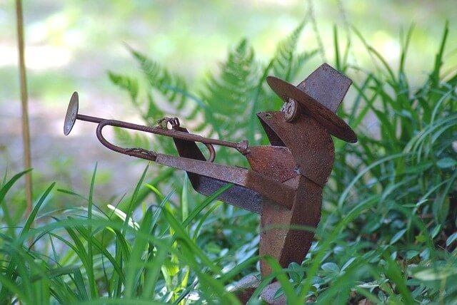 Musique et jardin