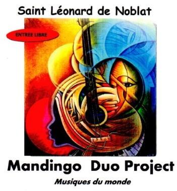Groupe Mandingo Duo Project