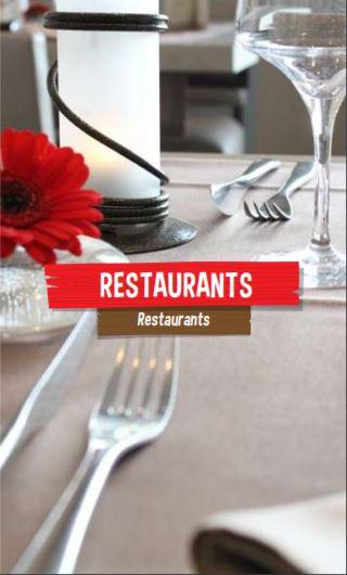 Visuel du guide des restaurants 2020