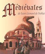 Fête des Médiévales</br> et de la Viande</br>Bovine Limousine