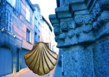 Visite de la ville de Saint Léonard de Noblat sur les traces des pèlerins de Saint Jacques de Compostelle