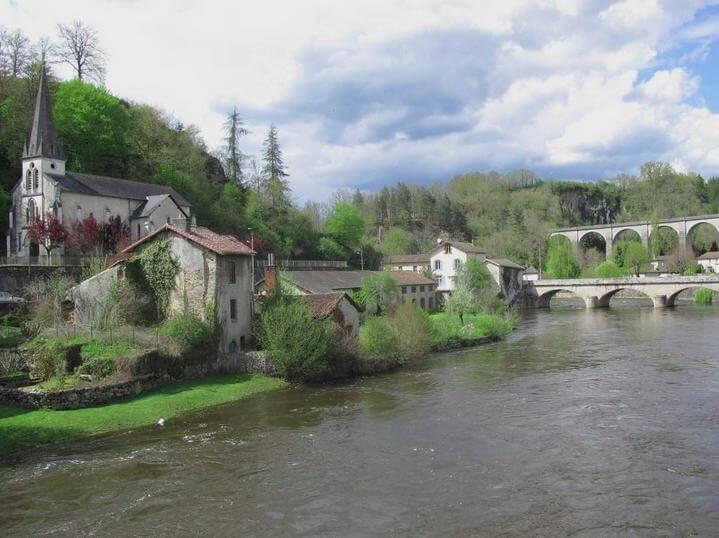 Randonnée Entre clochers et étangs à Saint Léonard de Noblat