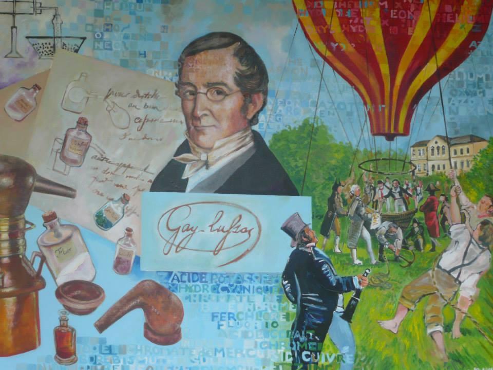 Musée consacré au savant chimiste Gay Lussac