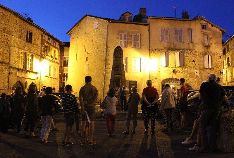 Visite théâtralisée de Saint-Léonard de Noblat