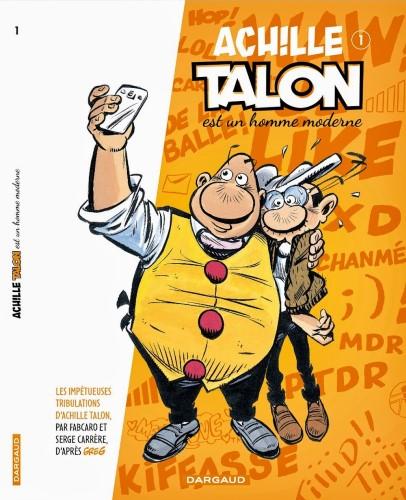 Bande dessinée Achille Talon
