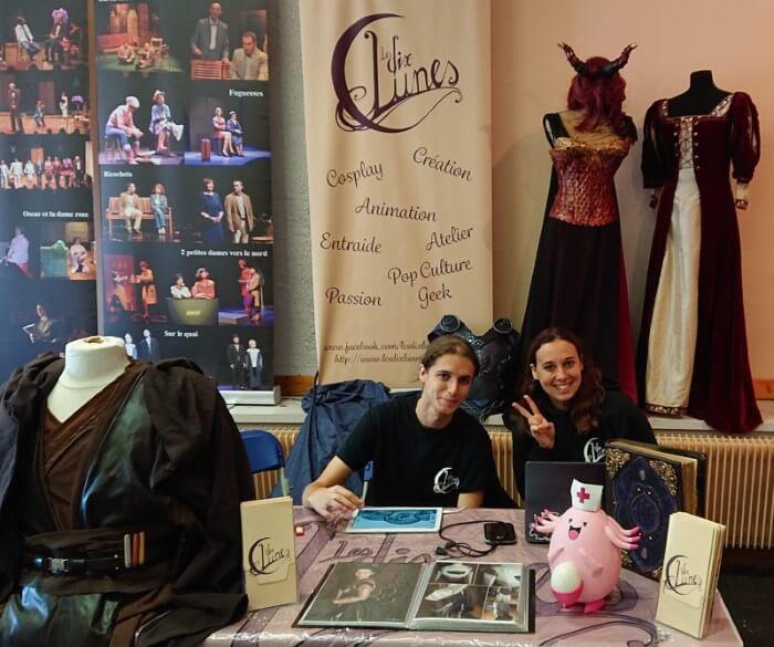 """Association de cosplay """"Les Dix Lunes"""""""