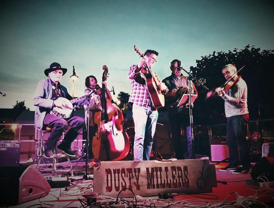 Le groupe Dusty Millers
