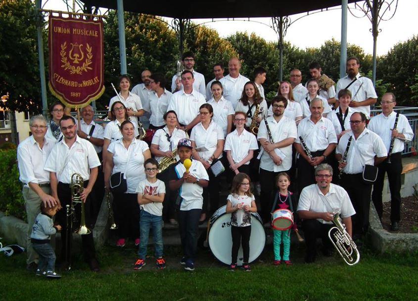 Union Musicale de Saint-Léonard de Noblat