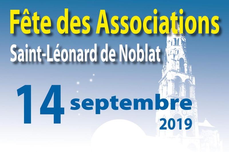 Fêtes des associations de Saint Léonard