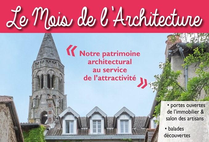 Programme du Mois de l'Architecture