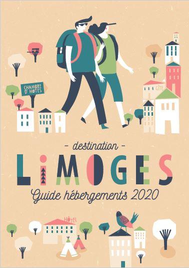 Visuel du guide des hébergements 2020