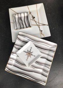 Garance Créations, décoratrice sur porcelaine de Limoges