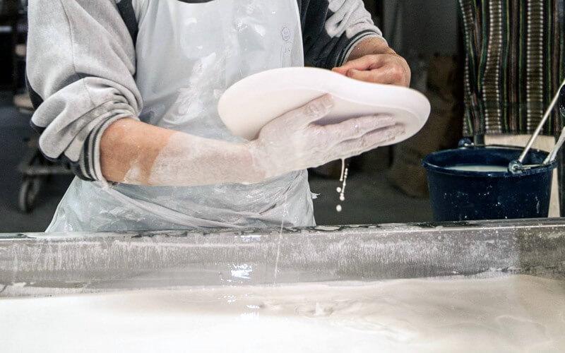 Visite guidée d'une fabrique de porcelaine de Limoges