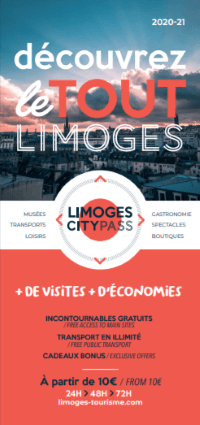 City Pass Limoges