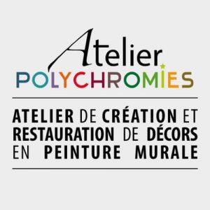 Logo de l'Atelier Polychromies
