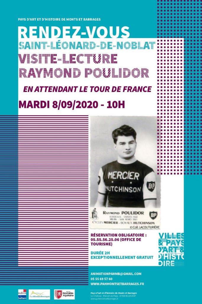 Visite lecture Poulidor