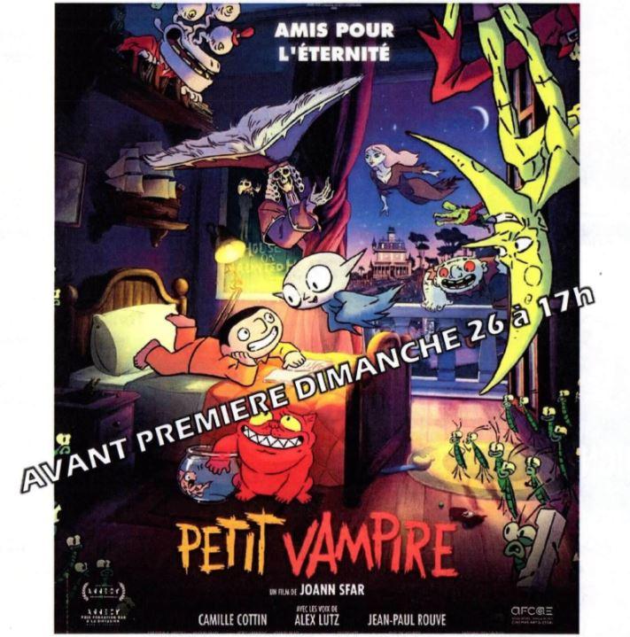 Film Petit Vampire