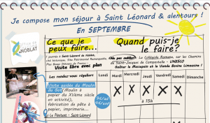 Septembre à St Léonard