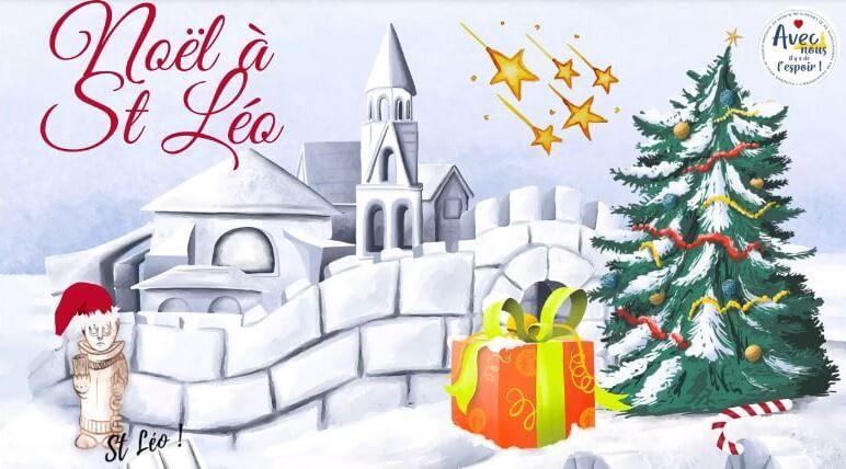 Festivités de Noël à Saint-Léonard de Noblat