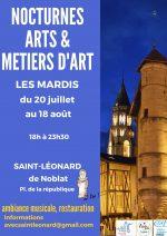 Nocturnes des Arts et Métiers d'Art